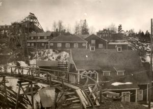 Företagshistoria på sjöbotten