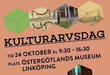Kulturarvsdag 24 oktober